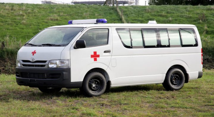 Ambulance de Secours